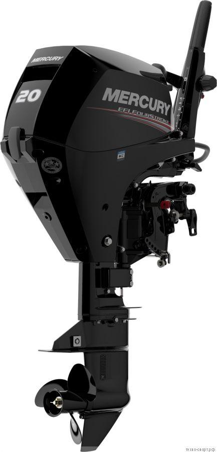 Лодочный мотор MERCURY F20 MLH EFI