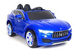 Детский электромобиль River Toys А008АА MASERATI LEVANTE