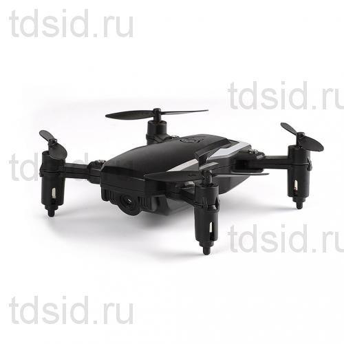 Мини Квадрокоптер Fold Drone LF606