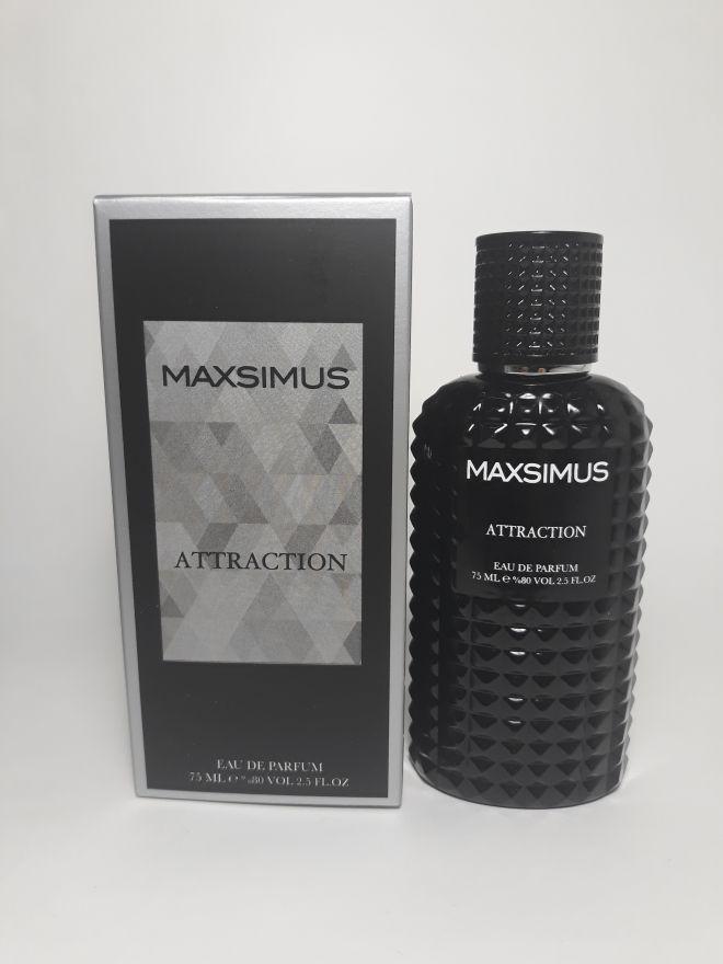 Парфюмерная вода Maxsimus Attraction 75 мл
