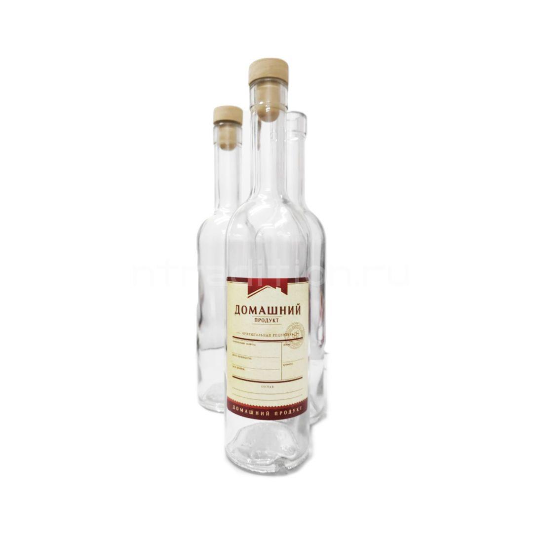 Бутылка Оригинальная, 0,25 л / 25 штук (Камю)