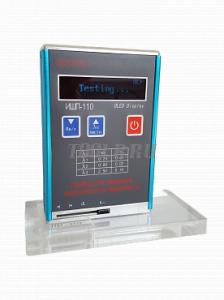 ИШП-110 - измеритель шероховатости (профилометр) с поверкой