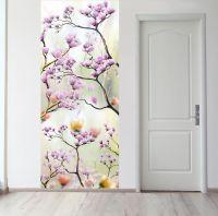 Панно на стену - Искусство цветения магазин Интерьерные наклейки