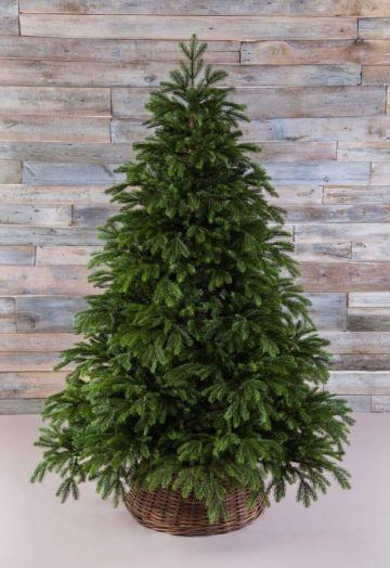Искусственная елка Коттеджная 215 см зеленая