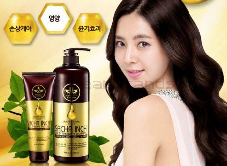 Daeng Gi Meo Ri Sacha Inchi Gold Therapy Shampo