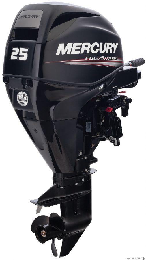 Лодочный мотор MERCURY F25 EL EFI