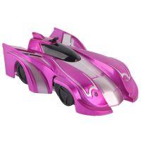Радиоуправляемая Антигравитационная Машинка CLIMB FORCE, Цвет Розовый (4)