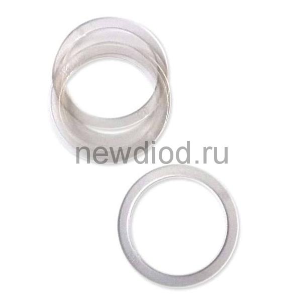 Кольцо протекторное(прозрачное), диаметр 75 (в пачке 100 шт) Н (в коробке 1000)
