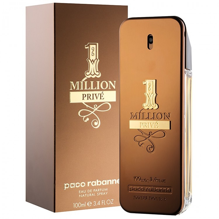 "Paco Rabanne ""1 Million Prive"" 100 мл (EURO)"