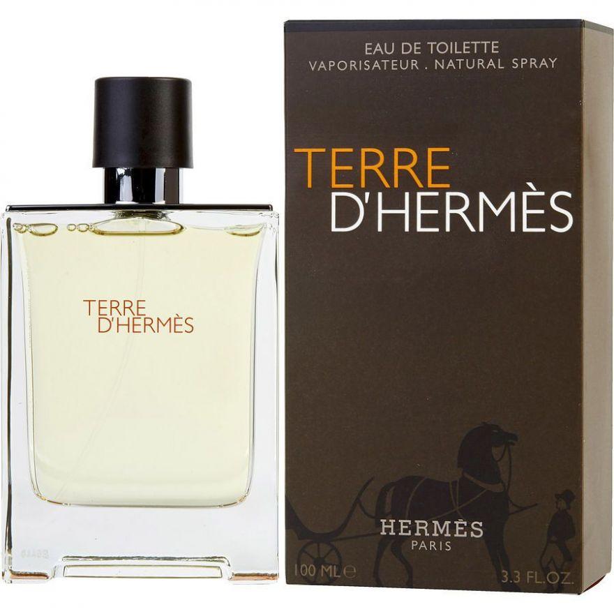 "Hermes ""Terre D'Hermes"" 100 мл ((LUX)"
