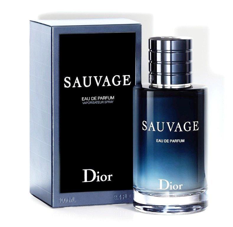 """Christian Dior """"Sauvage"""" Eau De Parfum 100 мл ((LUX)"""