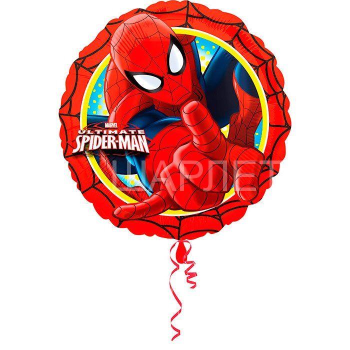 "Круг ""Человек-паук"""
