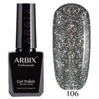 Arbix 107 Галактика Гель-Лак , 10 мл