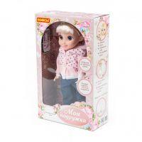 """Кукла """"Кристина"""" (37 см) на прогулке (в коробке)"""