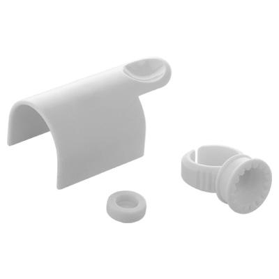 Кольцо-планшет для наращивания ресниц/клея