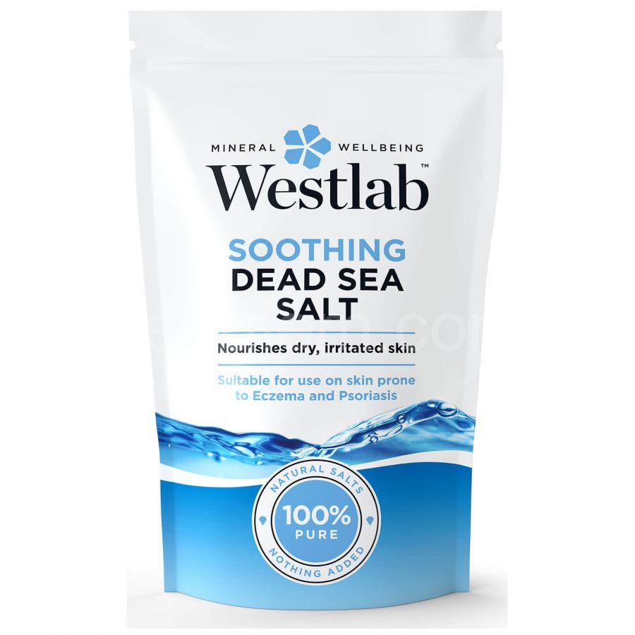 Соль мертвого моря WestLab, 1кг