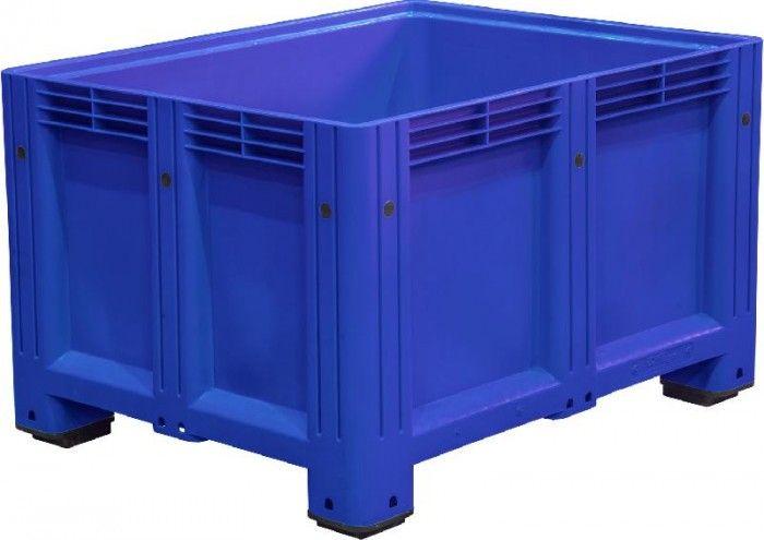 Контейнер Big Box 625 л сплошной на ножках