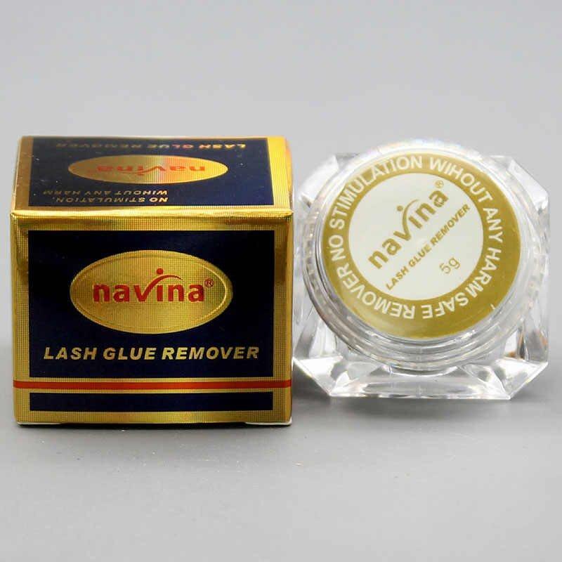 Паста для удаления клея с ресниц Navina, 5гр