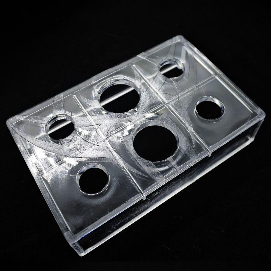 Пластиковая подставка под кэпсы. Precision