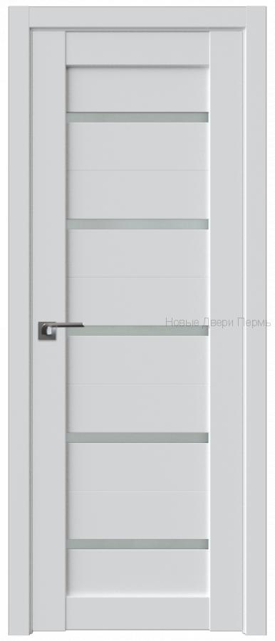 7U АЛЯСКА стекло матовое - PROFIL DOORS межкомнатные двери