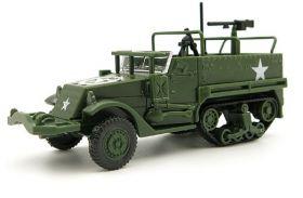 Сборная модель Полугусеничный бронетранспортер М3 1:72