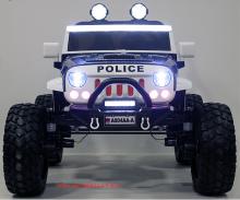Детский электромобиль River Toys A004AA-А Police