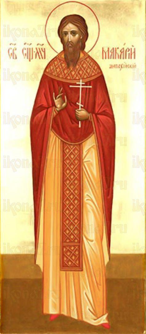 Икона Евгений Антиохийский преподобный
