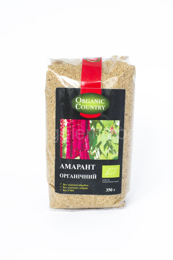 Амарант Органический (350 грамм) Organic Country