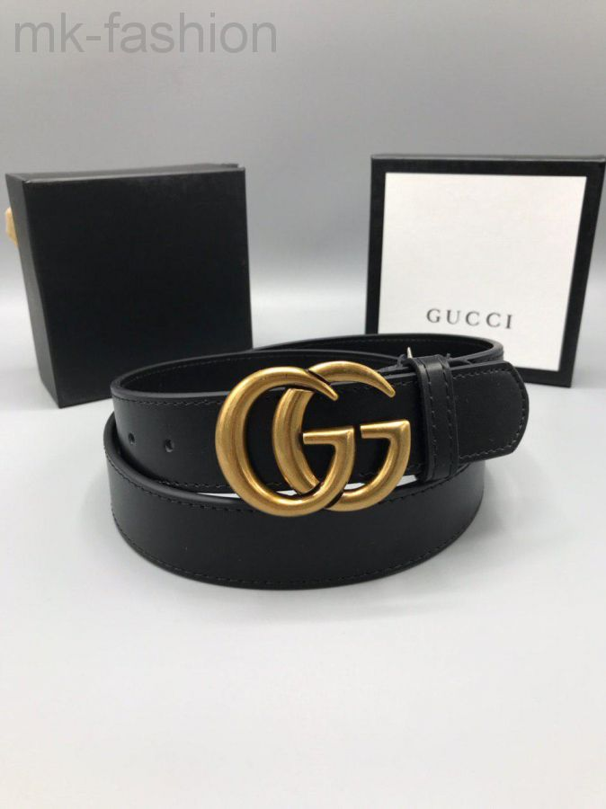 Gucci Ремень прошитый