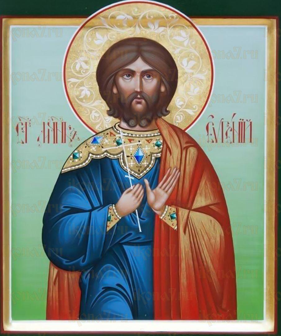 Икона Евгений Трапезундский мученик