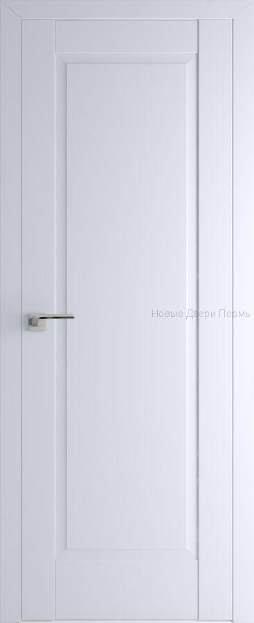 100U АЛЯСКА глухое - PROFIL DOORS межкомнатные двери