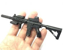 Сборная модель автомата HK416 1:6