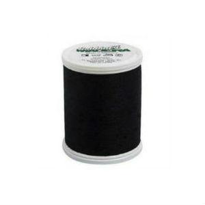 Нижняя нить Madeira Bobbinfil № 60 (чёрный)  - 1000м