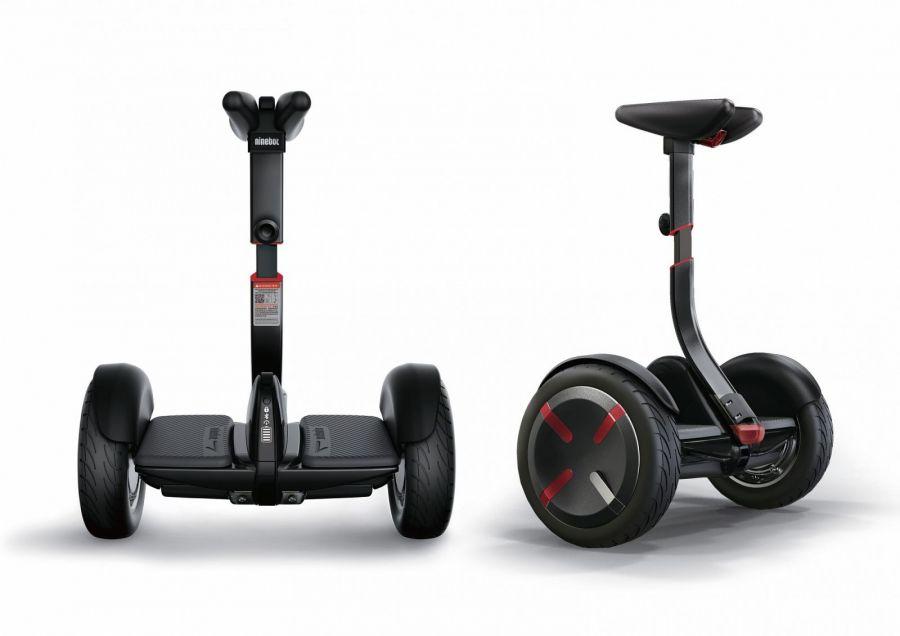 Мини-Сигвей Mini Robot Pro 36v Черный