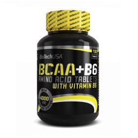 BCAA+B6 от BioTechUSA 100 таб