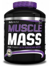 Muscle Mass от BioTech 2270 гр - 5lb
