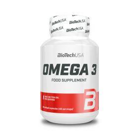 Omega 3 от BioTehUSA 90 капсул