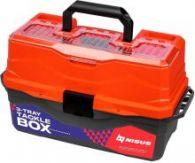 Ящик для снастей Nisus Tackle Box трехполочный N-TB-3-O