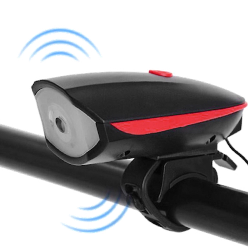 Фонарь светодиодный со встроенным сигналом для персонального электротранспорта