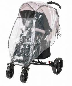 Дождевик для прогулочных колясок силиконовый
