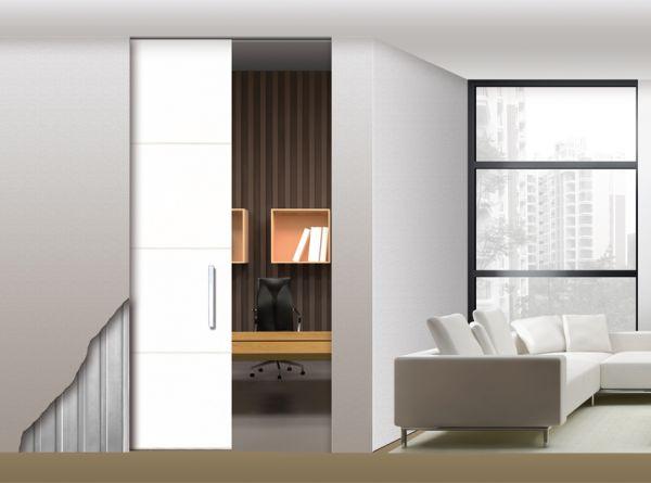 Пенал для дверей OpenSpace Unikit Design высотой 2100 мм
