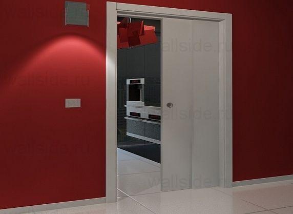 Пенал для дверей Casseton Parallel Norma 2000/2100 мм