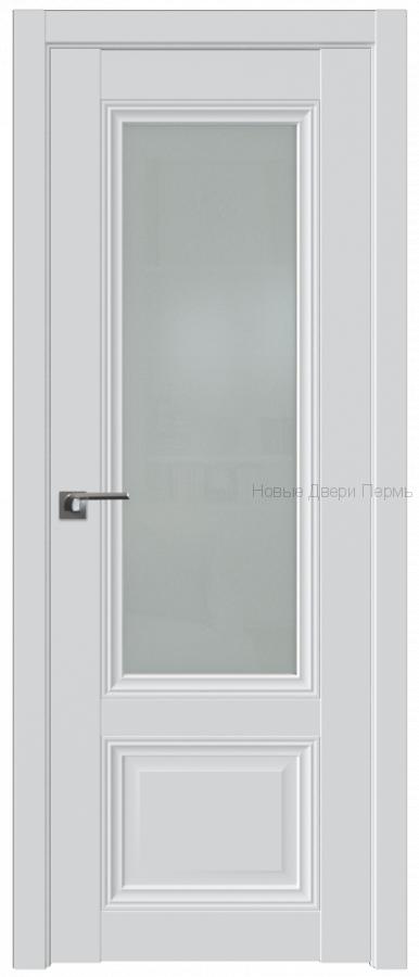 2.103U Аляска стекло Матовое - PROFIL DOORS межкомнатные двери
