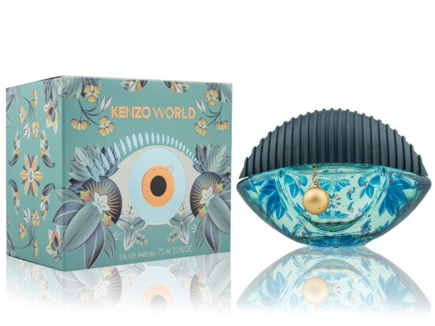 Парфюмерная вода Kenzo World Fantasy Collection 75 мл