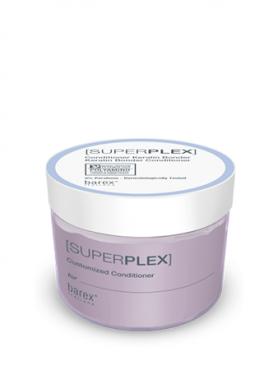 Barex SUPERPLEX Бальзам Кератин Бондер Персонализированный уход за волосами New