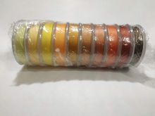 Spark Beads Нить для бисера TYTAN 100 микс желто-оранжевый