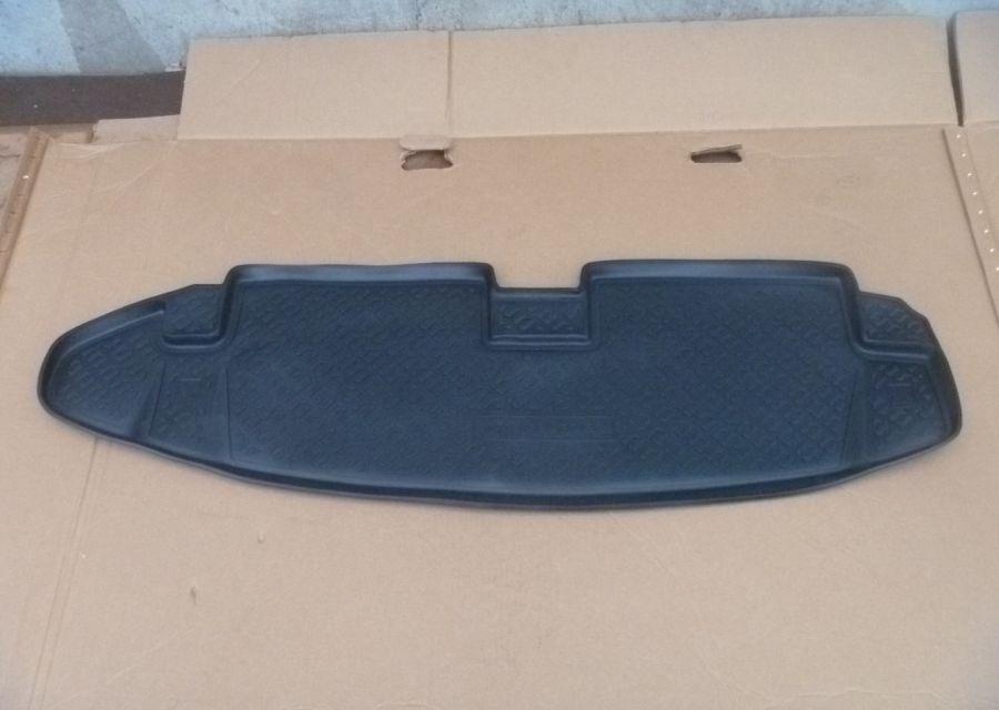 Коврик багажника полиуретановый CHEVROLET Trailblazer II 2013- CLTBLBL7S General Motors
