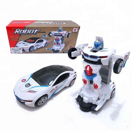 Робот-трансформер DEFORM ROBOT