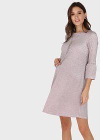 """Платье """"Офелия"""" для беременных; цвет: пудровый"""