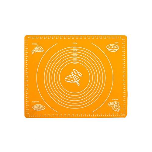Силиконовый коврик для раскатывания теста, 30х40 см